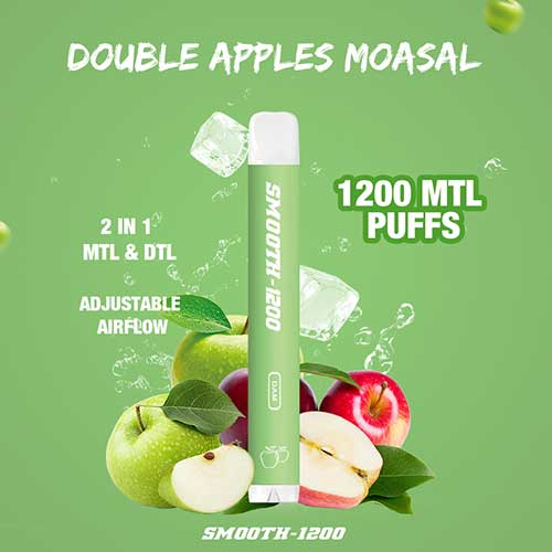 Smooth-1200-Double-apple