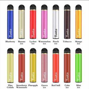 Yuoto-Disposable-Vape-Pen